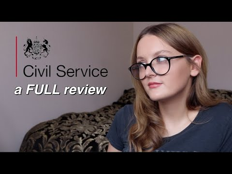 What It's REALLY Like To Work For The Civil Service (FULL REVIEW)
