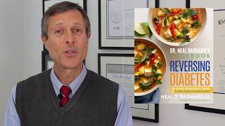 Dr. Neal Barnard Debuts New Diabetes Books