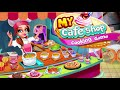 My Cafe Shop Cooking Game - Restaurant Cooking GamePlay Trailer By GameiCreate