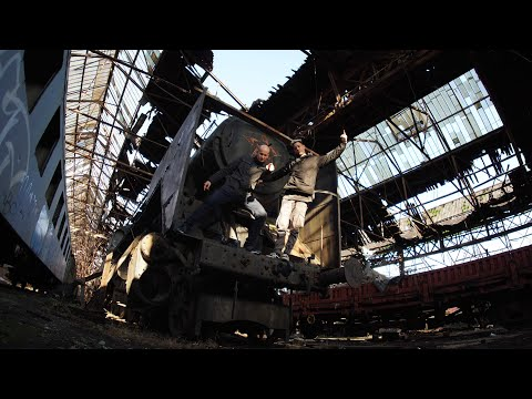 URBEX  Abandoned Trainyard In Hungary 2019