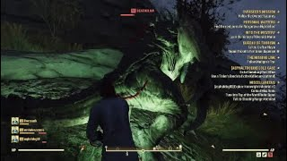 Deathclaw Eats Chris