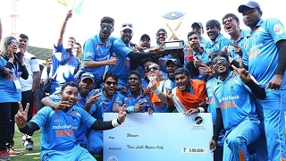 India Beat Pakistan by 9 Wickets to Win T20 W...