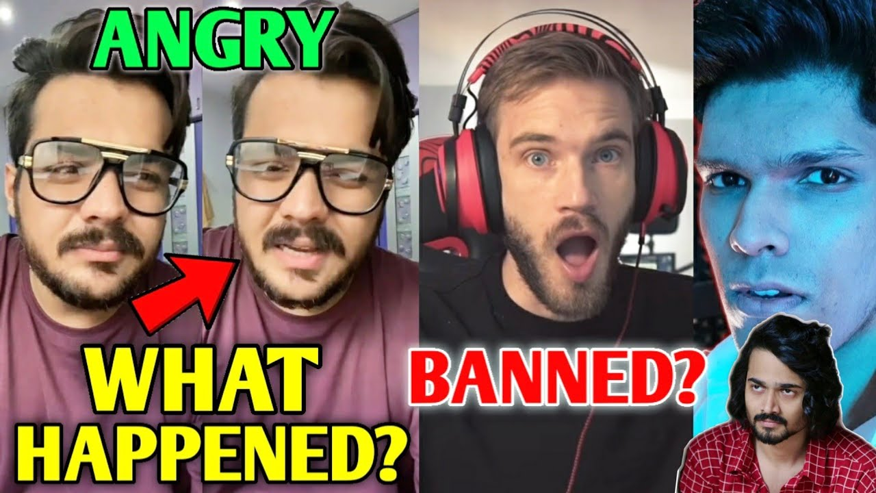Ashish Chanchlani Very ANGRY! | PewDiePie Banned? | MythPat Huge Record, BB Ki Vines, Emiway, BBS |
