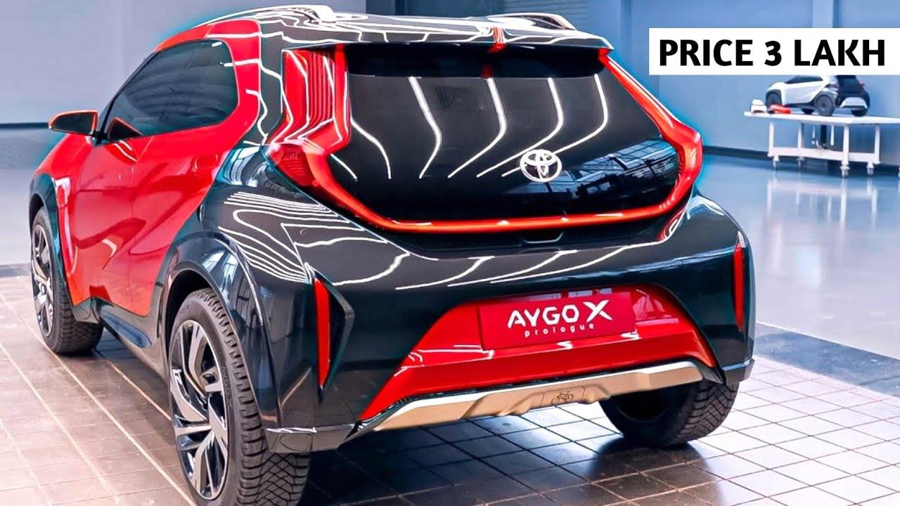 लॉन्च हुई SUZUKI AYGO दीवाली धमाका SUV !! केवल ₹4 लाख से कम क़ीमत ये 7-SEATER कार, 37Km माइलेज.🔥🔥