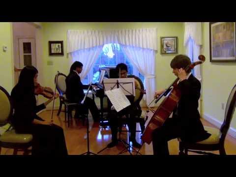 Mahler - Piano Quartet in A Minor