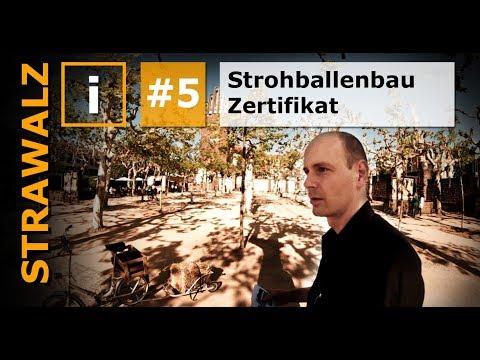 Strohhaus Anleitung #05 Baurecht & Zulassung Stohballenbau Theorie -EN Subtitle