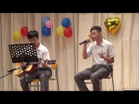BTHC 2015 16 talent show Team 7