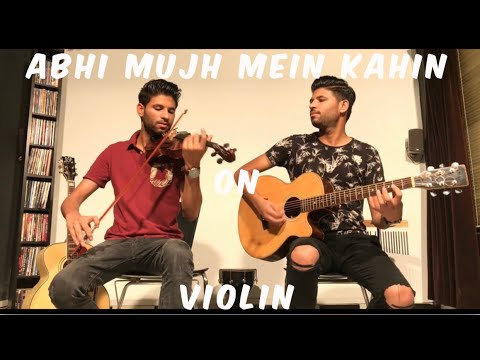 Abhi Mujh Mein Kahin - Leo Twins | Unplugged Cover