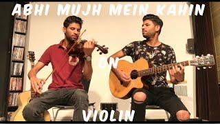 Abhi Mujh Mein Kahin - Leo Twins   Unplugged Cover