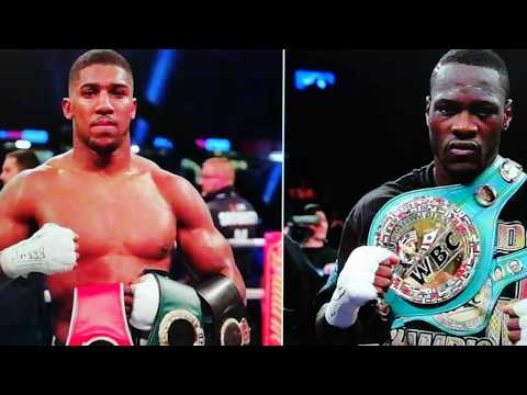 Deontay Wilder, We tried With Anthony Joshua 5 times & They Denied Me #deontaywilder #AnthonyJoshua