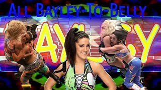 Download Video Bayley - All Bayley-To-Belly [Belly To Belly Suplex] MP3 3GP MP4