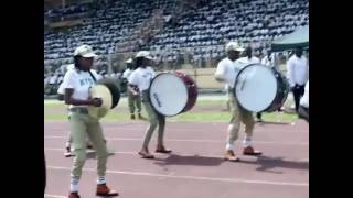 NYSC ogunstate band the best nysc band in nigeria 2016/2017batch manniquin challenge