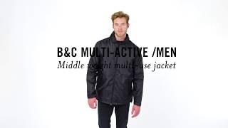 B&C MULTI-ACTIVE /MEN: JM 825