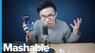 ASMR Unboxing the Xiaomi Mi Mix 3 Slider Phone