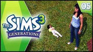 WORST PARENTS! - Sims 3 GENERATIONS - EP 5