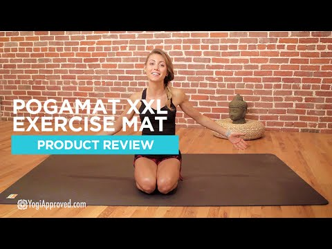 review-of-the-pogamat-xxl-thick-exercise-mat---yogiapproved™