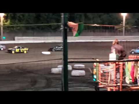 Sycamore Speedway Compact Combat Heat 2 Part 1 6/21/19