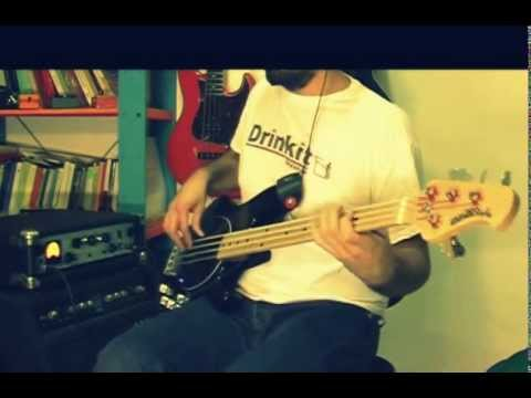 Short Skirt Long Jacket - Cake - Chuck Theme Song [bass cover ...