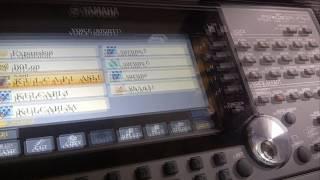 LAGU KARO MEJUAH-JUAH SAMPLING VOICE PATAM KARO KEYBOARD YAMAHA S 970