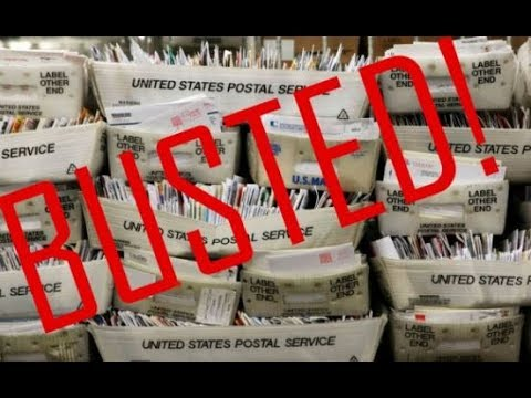Postal workers charged with taking bribes to move cocaine