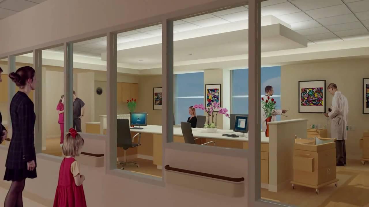 Maternity 3D Video Tour - West Kendall Baptist Hospital