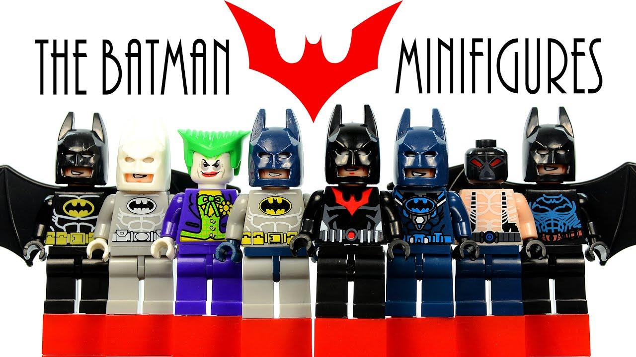 LEGO Batman Beyond + Joker & Bane LEGO KnockOff ...