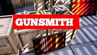 Gunsmith Tutorial - New arms dealer game - Gunsmith first impressions