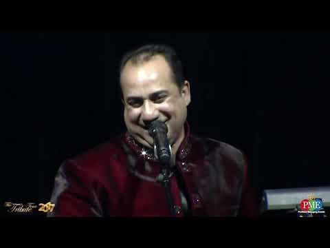 Mere Rashke Qamar - Ustad Rahat Fateh Ali Khan Live - Washington DC, USA