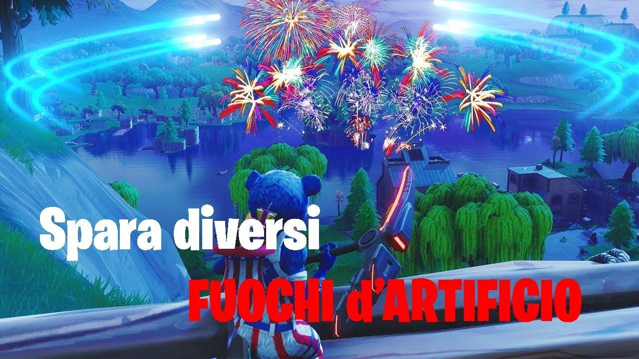 Download Spara i fuochi d'artificio - Sfide Settimana 4 Stagione 7