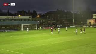 York City 2-0 AFC Telford United | Matchday Highlights