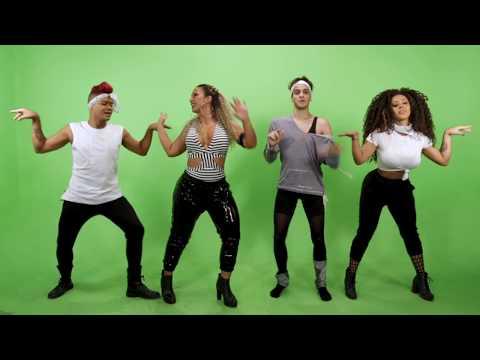 Coreografia Pimenta feat Parafernalha