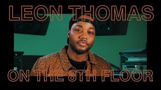 "Leon Thomas Performs ""PLW"" LIVE 
