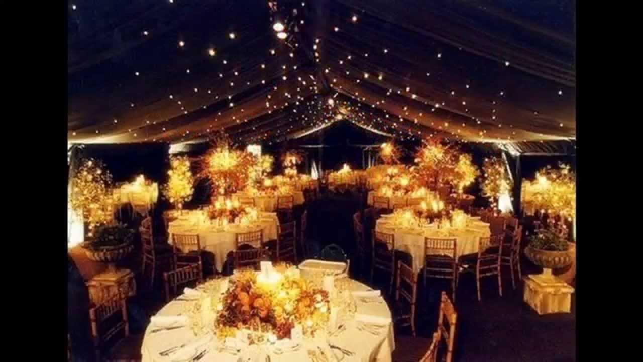 Fall Wedding Theme Ideas