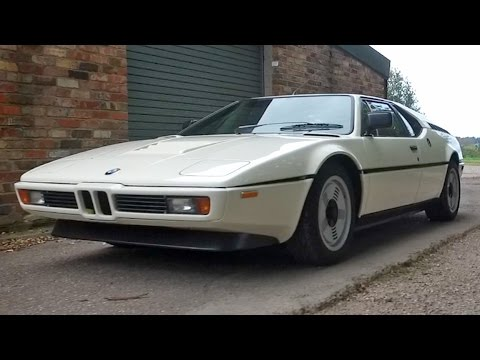 BMW M1 - Is It Worth £500,000? - YouTube