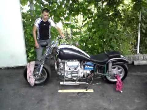 Как купить Б/У мотоцикл? Как тебя хотят обмануть? [Old Biker VRN .