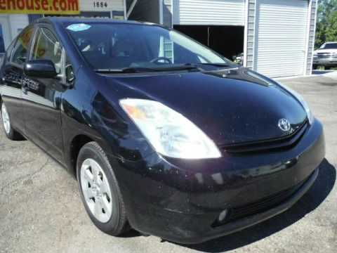 Amazing 2005 Toyota Prius HYBRID 55+ MPG NAVIGATION CAMERA BLUETOOTH CLEAN CHEAP  (Akron, Ohio)