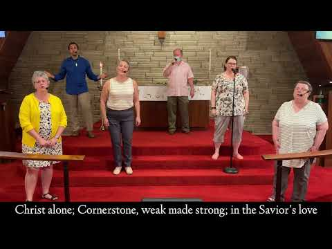 Worship for June 7, 2020 - Trinity Sunday