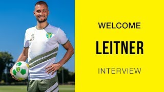 MORITZ LEITNER Joins Norwich City On A Permanent Basis