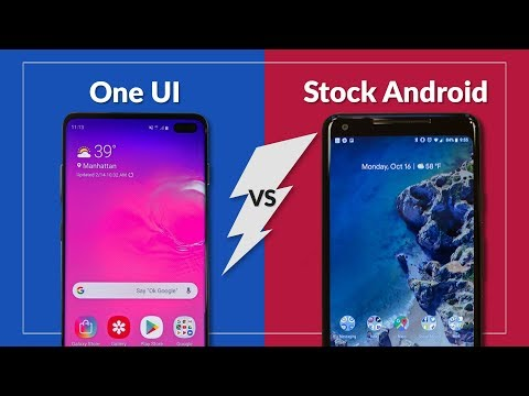 Samsung One UI: Better Than Stock Android?