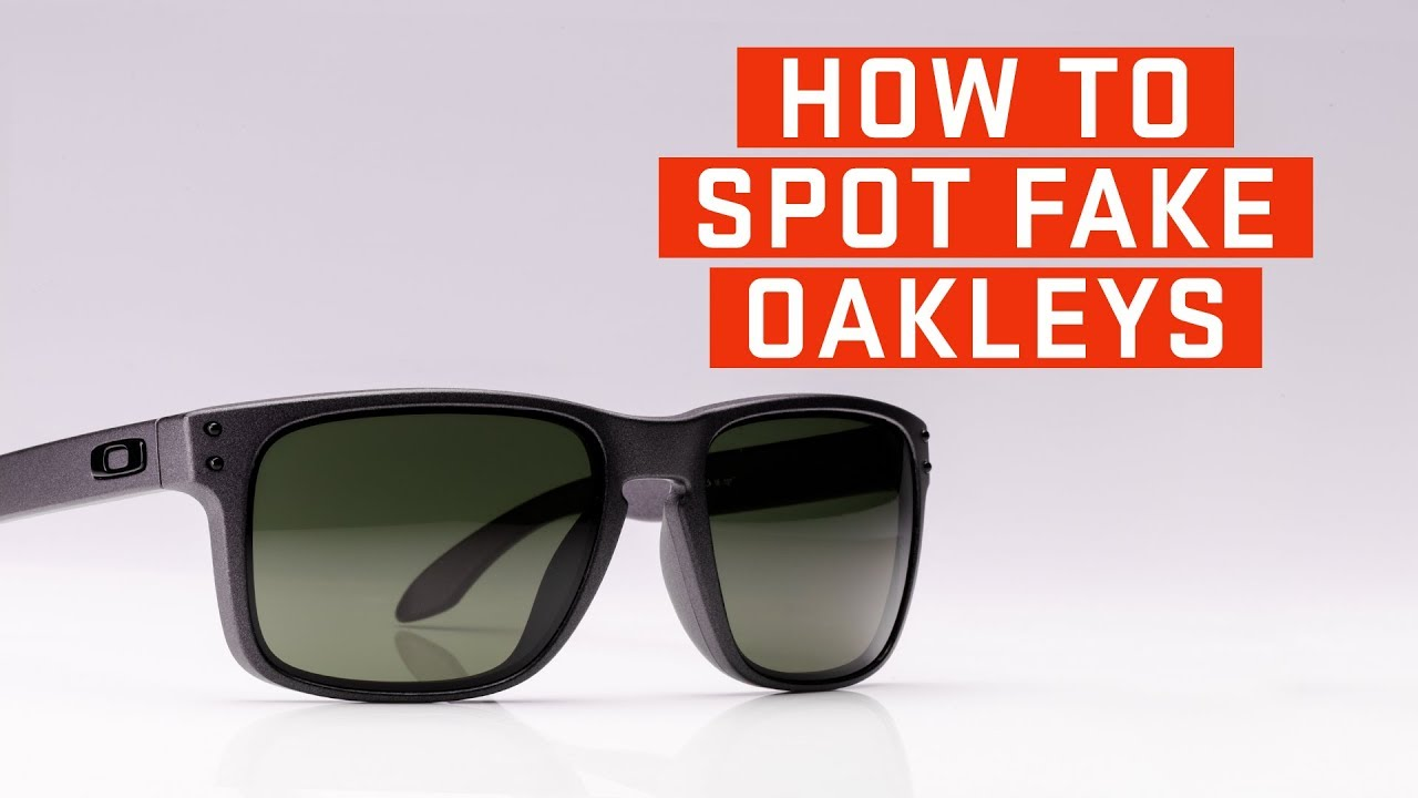 dfd7bdfb13dd How to Spot Fake Oakleys | Revant Blog | Revant Optics