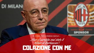 PAROLE FORTI DI ADRIANO GALLIANI! UN APPLAUSO!