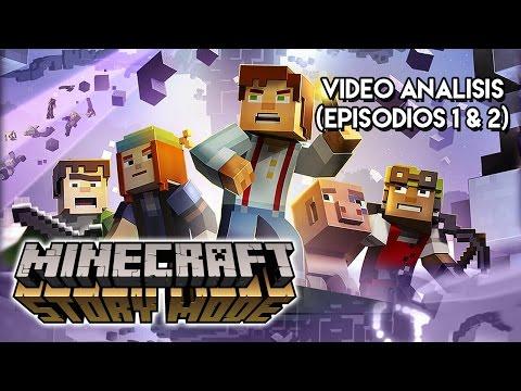 Vídeo-Análisis/Review | MINECRAFT STORY MODE (Episodios 1 y 2), de Telltale Games