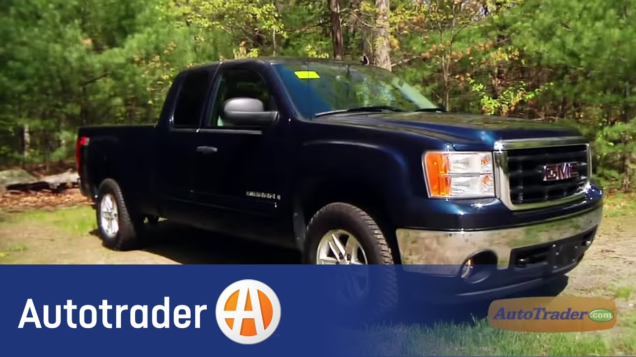 2007-2010 GMC Sierra 1500 - Truck | Used Car Review ...