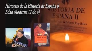 Breve Historia de España 6 - Edad Moderna (2 de 4) Las Regencias. El Reinado de Carlos I a Felipe II