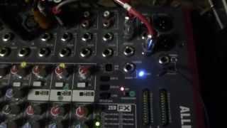 Allen & Heath ZED-22FX - Mixing Crash Course