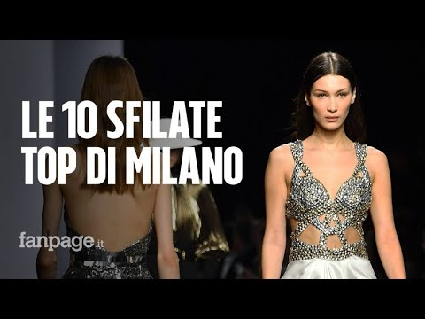 Milano Fashion Week: i trend dalle passerella Autunno/Inverno 2019-20