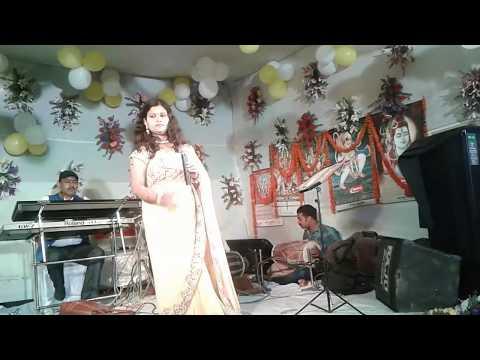 Hum nahi shiv se by Poonam mishra ji .... Raju Sound bahera