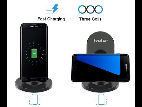 [Recensione]  iVoler Qi  - Caricabatterie Wireless di Qi Standard Fast Charger (3 Bobine)
