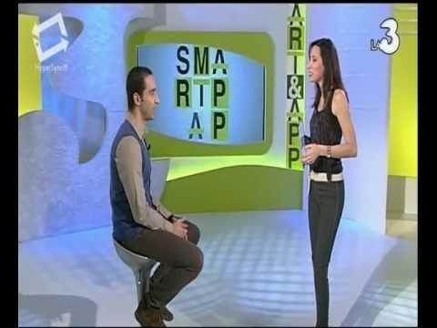 Intervista A Mirko Ferrari Di Evocloth - Smart&app La3TV