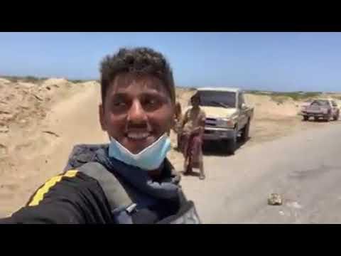 شاهد المصور الحربي نبيل الغيطي يتجول في جبهة الشيخ سالم ويؤكد انكسارمليشيا الاصلاح